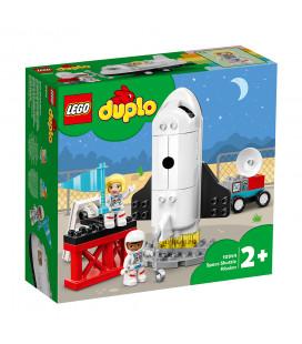 LEGO® DUPLO 10944 Space Shuttle Mission, Age 2+, Building Blocks, 2021 (23pcs)