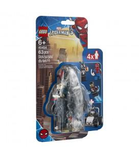 LEGO® LEL 40454 Super Heroes Spider-Man Versus Venom, Age 6+, Building Blocks, 2021 (63pcs)