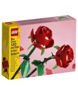 LEGO® LEL 40460 Iconic Roses, Age 8+, Building Blocks, 2021 (120pcs)