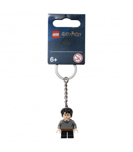 LEGO® LEL 854114 Harry Potter™ Harry Potter Key Chain, Age 6+, Accessories, 2021 (1pc)