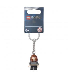 LEGO® LEL 854115 Harry Potter™ Hermione Key Chain, Age 6+, Accessories, 2021 (1pc)