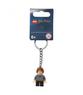 LEGO® LEL 854116 Harry Potter™ Ron Key Chain, Age 6+, Accessories, 2021 (1pc)