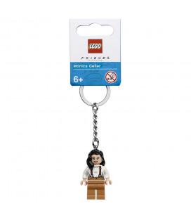 LEGO® LEL 854121 Ideas Monica Key Chain, Age 6+, Accessories, 2021 (1pc)