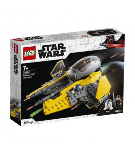 LEGO® Star Wars™ 75281 Anakin's Jedi™ Interceptor, Age 7+, Building Blocks, (248pcs)