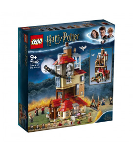 LEGO® Harry Potter™ 75980 Attack on the Burrow, Age 9+, Building Blocks, 2020 (1047pcs)