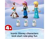 LEGO® Disney Princess 43194 Anna and Elsa's Frozen Wonderland, Age 4+, Building Blocks, 2021 (154pcs)