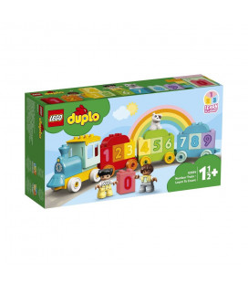 LEGO® DUPLO® 10954 Number Train - Learn To Count, Age 1½+, Building Blocks, 2021 (23pcs)