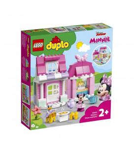 LEGO® DUPLO® 10942 Minnie's House and Café, Age 2+, Building Blocks, 2021 (91pcs)