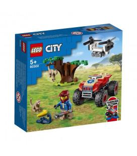 LEGO® City 60300 Wildlife Rescue ATV, Age 5+, Building Blocks, 2021 (74pcs)