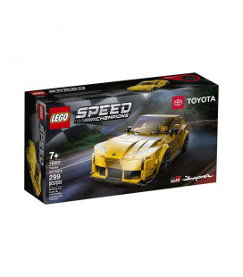 LEGO® Speed Champions 76901 Toyota GR Supra, Age 7+, Building Blocks, 2021 (299pcs)