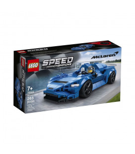 LEGO® Speed Champions 76902 McLaren Elva, Age 7+, Building Blocks, 2021 (263pcs)