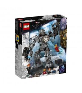 LEGO® Super Heroes 76190 Iron Man: Iron Monger Mayhem, Age 9+, Building Blocks, 2021 (479pcs)