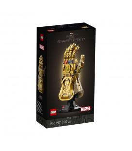 LEGO® Super Heroes 76191 Infinity Gauntlet, Age 18+, Building Blocks, 2021 (590pcs)