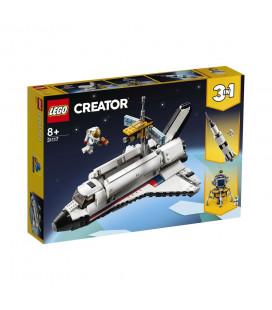 LEGO® Creator 31117 Space Shuttle Adventure, Age 8+, Building Blocks, 2021 (486pcs)