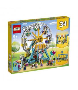 LEGO® Creator 31119 Ferris Wheel, Age 9+, Building Blocks, 2021 (1002pcs)