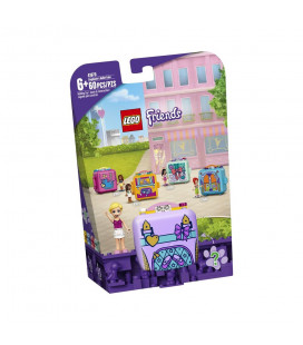LEGO® Friends 41670 Stephanie's Ballet Cube, Age 6+, Building Blocks, 2021 (60pcs)