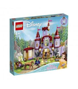 LEGO® Disney Princess 43196 Belle and the Beast's Castle, Age 6+, Building Blocks, 2021 (505pcs)