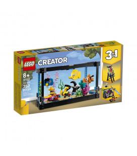 LEGO® Creator 31122 Fish Tank, Age 8+, Building Blocks, 2021 (352pcs)