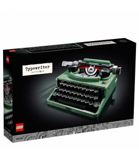 LEGO® D2C Ideas 21327 Typewriter, Age 18+, Building Blocks, 2021 (2079pcs)