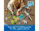 LEGO® City Wildlife 60302 Wildlife Rescue Operation, Age 6+, Building Blocks, 2021 (525pcs)