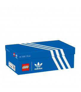 LEGO® Icons 10282 Adidas Originals Superstar, Age 18+, Building Blocks, 2021 (731pcs)