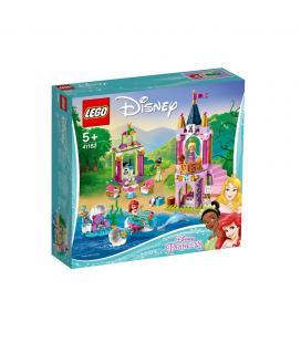 LEGO® Disney Princess 41162 Ariel, Aurora, and Tiana's Royal Celebra, Age 5+ (282pcs)