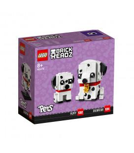 LEGO® LEL BrickHeadz 40479 Dalmatian, Age 8+, Building Blocks, 2021 (252pcs)