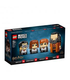LEGO® LEL BrickHeadz 40495 Harry, Hermione, Ron & Hagrid™, Age 10+, Building Blocks, 2021 (466pcs)
