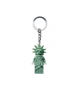 LEGO® LEL Iconic 854082 Lady Liberty Key Chain, Age 6+, Accessories, 2021 (1pc)