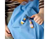 LEGO® LEL Disney 854111 Donald Duck Key Chain, Age 6+, Accessories, 2021 (1pc)