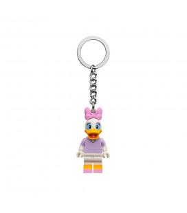 LEGO® LEL Disney 854112 Daisy Duck Key Chain, Age 6+, Accessories, 2021 (1pc)