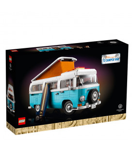 LEGO® D2C Icons 10279 Volkswagen T2 Camper Van, Age 18+, Building Blocks, 2021 (2207pcs)