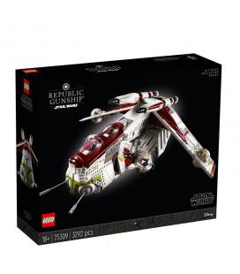 LEGO® D2C Star Wars™ 75309 UCS Republic Gunship, Age 18+, Building Blocks, 2021 (3292pcs)