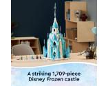 LEGO® Disney Princess 43197 The Ice Castle, Age 14+, Building Blocks, 2021 (1709pcs)