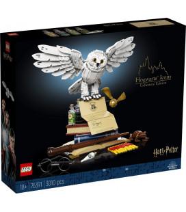 LEGO® D2C Harry Potter™ 76391 Hogwarts™ Icons - Collectors' Edition, Age 18+, Building Blocks, 2021 (3010pcs)