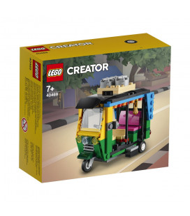LEGO® LEL Creator 40469 Tuk Tuk, Age 7+, Building Blocks, 2021 (155pcs)