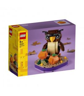 LEGO® LEL Iconic 40497 Halloween Owl, Age 8+, Building Blocks, 2021 (228pcs)