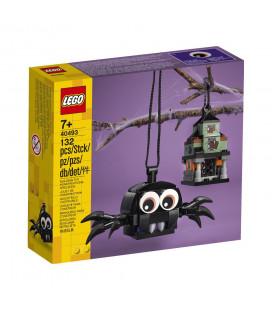 LEGO® LEL Iconic 40493 Spider & Haunted House Pack, Age 7+, Building Blocks, 2021 (132pcs)