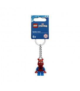 LEGO® LEL Super Heroes 854077 Spider-Ham Key Chain, Age 6+, Accessories, 2021 (1pc)
