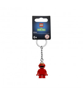LEGO® LEL Ideas 854145 Elmo Key Chain, Age 6+, Accessories, 2021 (1pc)