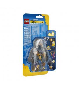 LEGO® LEL Minions 40511 Minions Kung Fu Training?, Age 6+, Building Blocks, 2021 (54pcs)