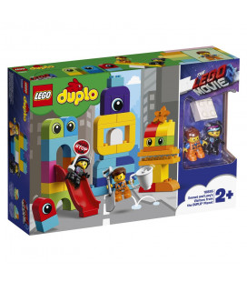 LEGO® DUPLO® Emmet and Lucy's Visitors from DUPLO® Planet, Age 2+, Building Blocks, 2019 (53pcs)
