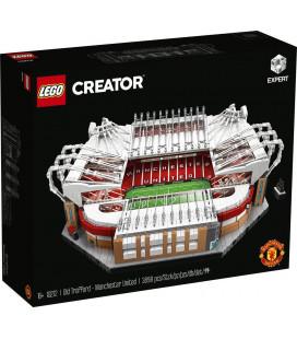 LEGO® D2C 10272 Creator Expert Old Trafford-Manchester Stadium, Age 16, Building Blocks, 2020 (3898pcs)