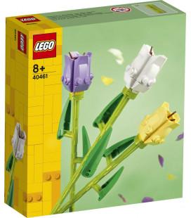 LEGO® LEL 40461 Iconic Tulips, Age 8+, Building Blocks, 2021 (111pcs)