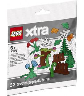LEGO® LEL 40376 Xtra Botanical Accessories, Age 6+, Building Blocks, 2020 (32pcs)