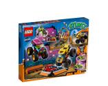 LEGO® City 60295 Stunt Show Arena, Age 6+, Building Blocks, 2021 (668pcs)