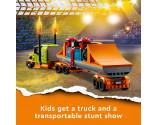 LEGO® City 60294 Stunt Show Truck, Age 6+, Building Blocks, 2021 (420pcs)