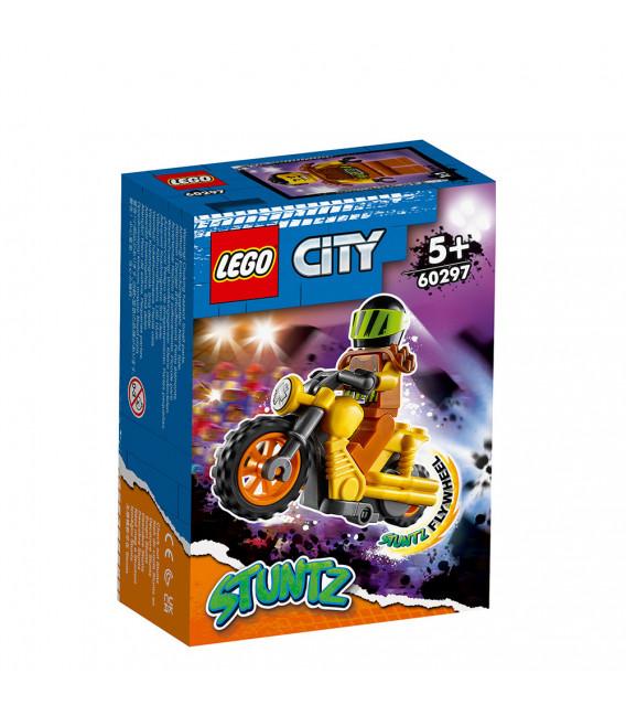 LEGO® City 60297 Demolition Stunt Bike, Age 5+, Building Blocks, 2021 (12pcs)